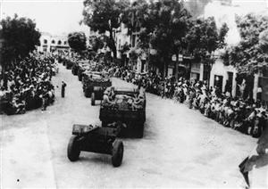 Lực lượng Công an nhân dân trong những ngày tiếp quản Thủ đô Hà Nội