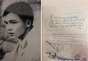 Trao tặng kỷ vật của Anh hùng liệt sĩ Huỳnh Kim Trung