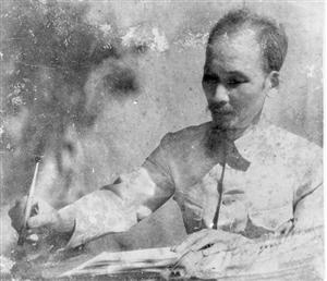 Những hình ảnh quý về Chủ tịch Hồ Chí Minh với Công an nhân dân  lưu giữ tại Bảo tàng Công an nhân dân