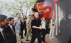 Hai lần bảo vệ tổng thống Mỹ của cảnh vệ Việt Nam