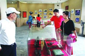 Hai bức thư cảm động của bộ đội Thành cổ Quảng Trị