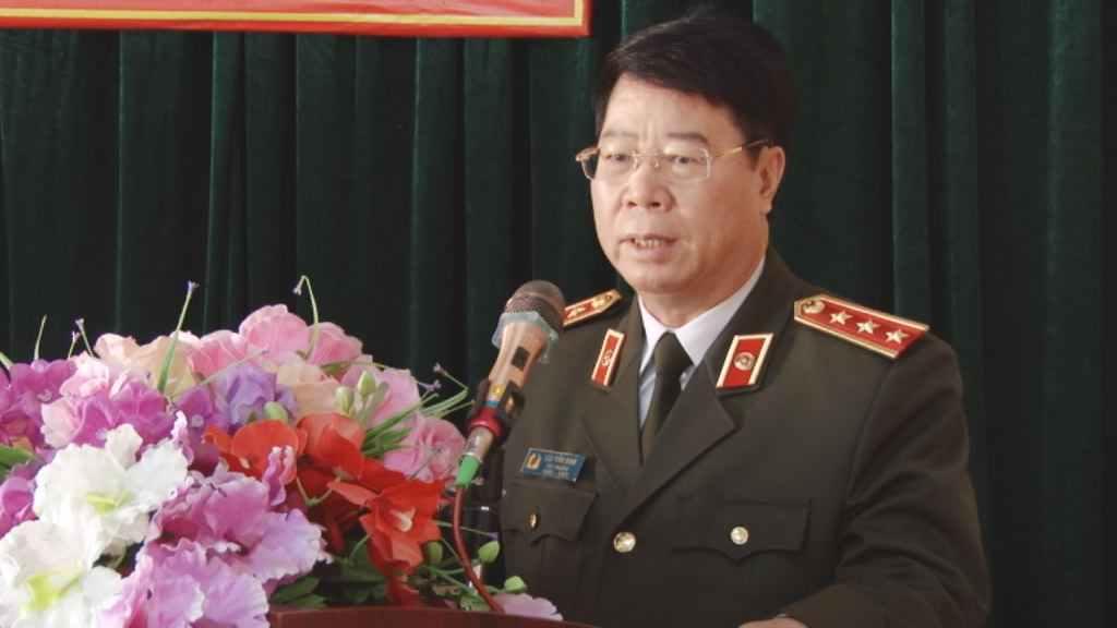 Thượng tướng Bùi Văn Nam
