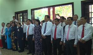 Kỷ niệm 95 năm ngày sinh cố Thủ tướng Võ Văn Kiệt