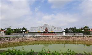 Khu lưu niệm Sáu điều Bác Hồ dạy Công an nhân dân