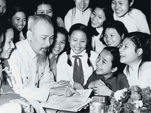 Nhớ lời chúc Tết của Bác Hồ Xuân Bính Tuất năm 1946
