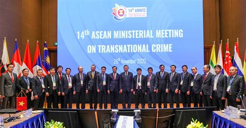 Hội nghị Bộ trưởng ASEAN về phòng, chống tội phạm xuyên  quốc gia lần thứ 14