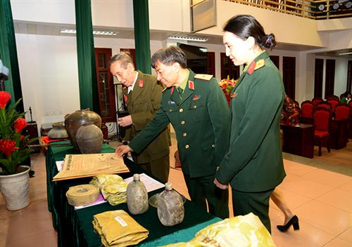 Phát động hiến tặng tài liệu, hiện vật về Chiến dịch Điện Biên Phủ