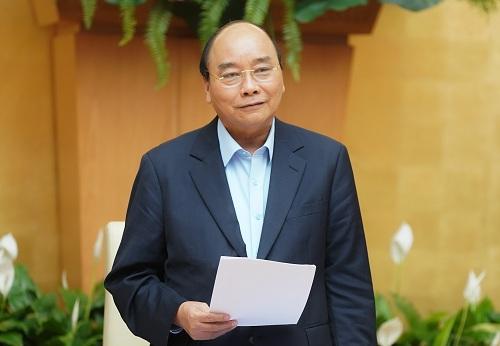 Thư khen của Thủ tướng Chính phủ Nguyễn Xuân Phúc gửi cán bộ, chiến sĩ lực lượng Công an nhân dân