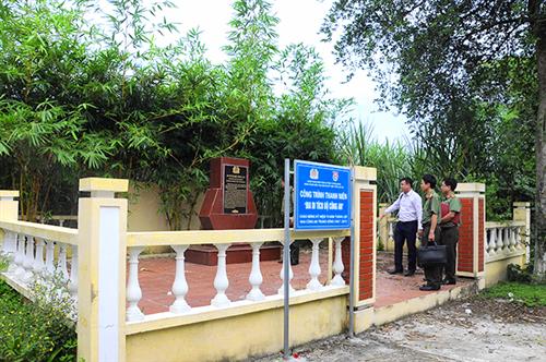 Khảo sát và trao đổi nghiệp vụ tại Khu Du lịch  lịch sử văn hóa và sinh thái Tân Trào