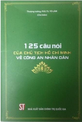 Cục Công tác đảng và công tác chính trị, Bộ Công an tổ chức báo cáo chuyên đề chào mừng kỷ niệm 89 năm ngày thành lập Đảng Cộng sản Việt Nam