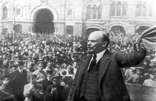 Những hình ảnh cực quý giá về Cách mạng Tháng Mười Nga
