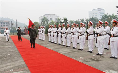 Công bố quyết định bổ nhiệm hai Phó giám đốc Công an tỉnh Lào Cai