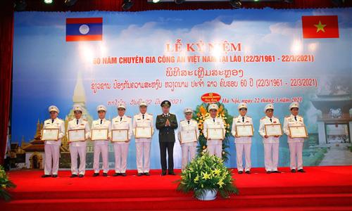 Vun đắp mối quan hệ hữu nghị vĩ đại, đoàn kết đặc biệt, hợp tác toàn diện Việt Nam - Lào