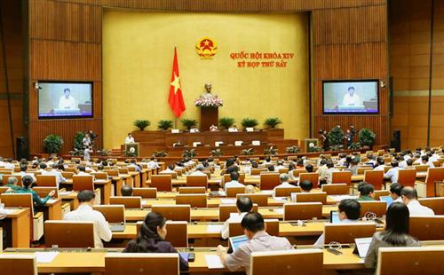 Hôm nay, 4-6, Bộ trưởng Tô Lâm trả lời chất vấn trước Quốc hội