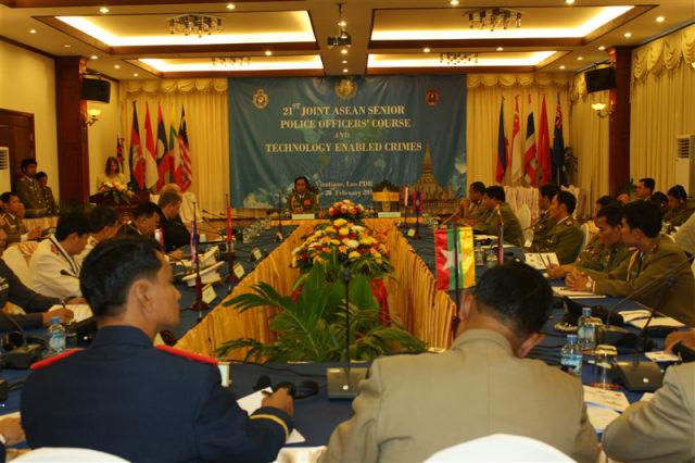 57.Hội nghị thành viên cấp cao các nước ASEAN về phòng chống tội phạm công nghệ cao, ngày 20.2.2012