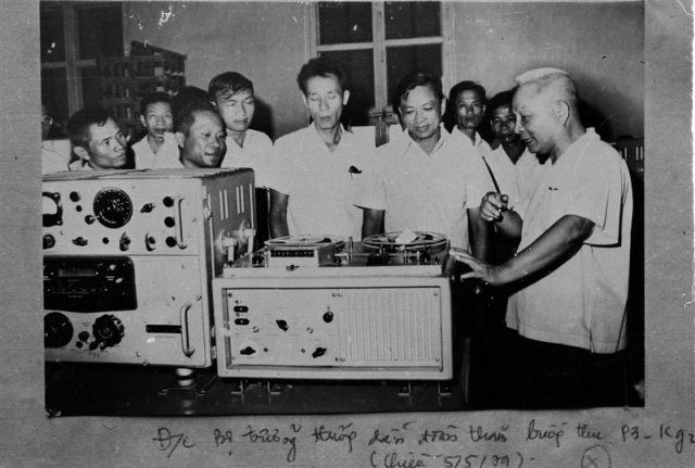 58.Đoàn đại biểu Bộ Nội vụ Lào thăm và làm việc với Bộ Nội vụ Việt Nam, ngày 5.1979