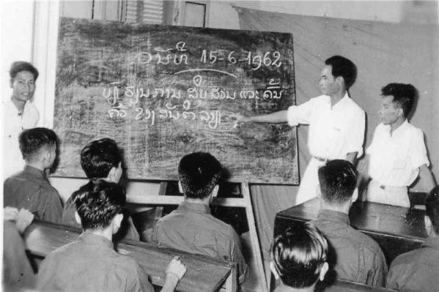 Quan hệ hữu nghị đặc biệt giữa An ninh Lào với Công an nhân dân Việt Nam