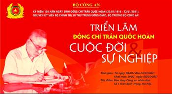 Đồng chí Trần Quốc Hoàn cuộc đời và sự nghiệp