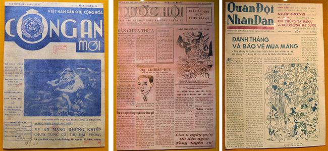 """""""Báo chí Việt Nam 1865 - 2020, những ấn phẩm đầu tiên"""""""
